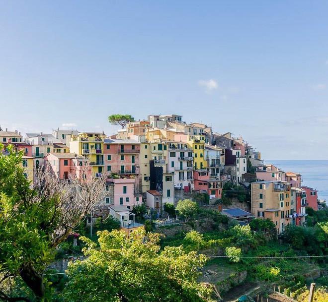 Cinque Terre – Chạm tay vào giấc mơ mang màu cổ tích của nước Ý - Ảnh 13.