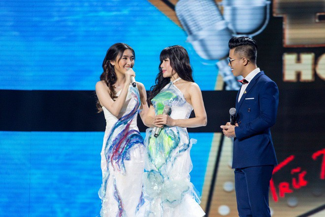 Hòa Minzy khẳng định danh xưng công chúa Bolero khi cùng Erik giành giải nhất tuần - Ảnh 8.