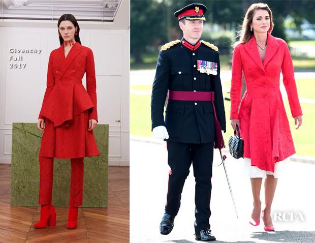 Hoàng hậu xứ Jordan - Biểu tượng của sắc đẹp, trí tuệ và phong cách thời trang của thế giới - Ảnh 10.