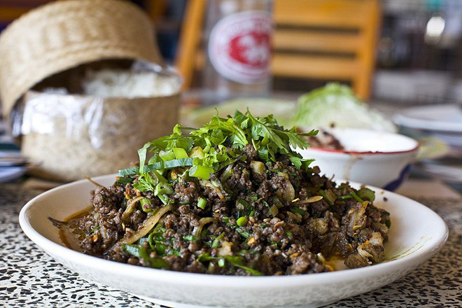 5 món đặc sản kinh dị khiến team ăn cả thế giới  cũng phải chùn bước ở Thái Lan - Ảnh 5.