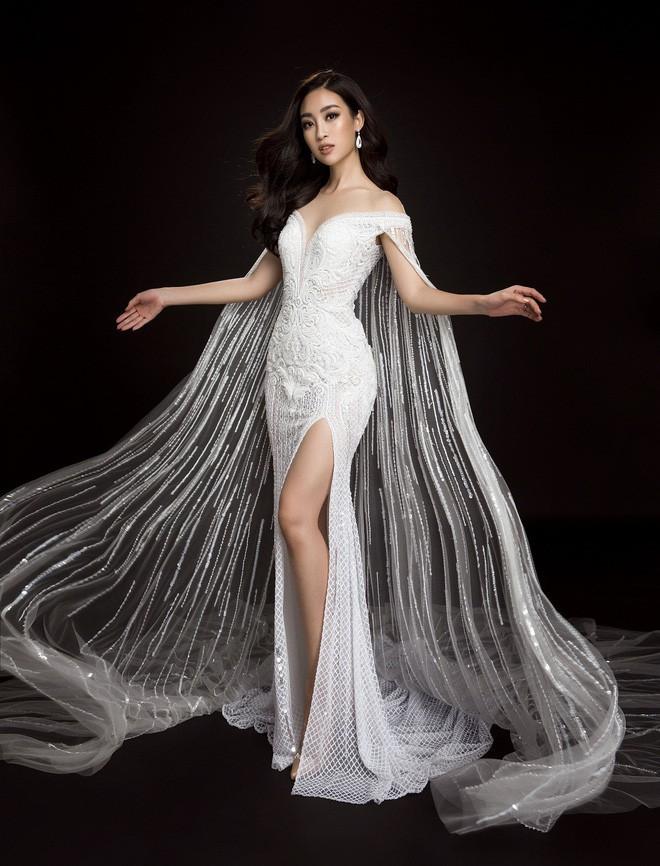 Hoa hậu Mỹ Linh vươn lên dẫn đầu trên bảng bình chọn Miss World - Ảnh 3.
