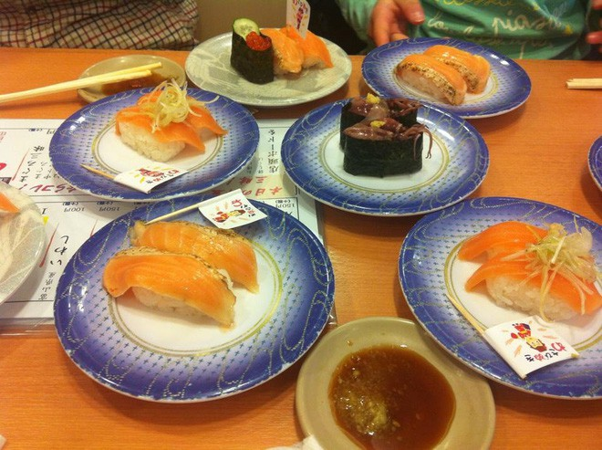 5 địa chỉ ăn uống ngon, bổ, hợp lý cần thuộc lòng nếu muốn du lịch tiết kiệm tại Tokyo - Ảnh 1.