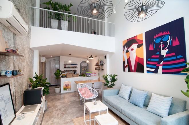 Từ nhà cấp 4 xuống cấp, ngôi nhà 60m² ở Nha Trang đã lột xác trở thành tổ ấm trong mơ cho vợ chồng trẻ - Ảnh 4.