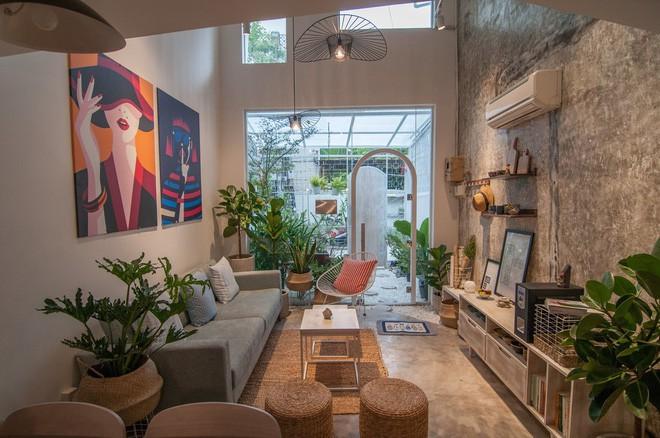 Từ nhà cấp 4 xuống cấp, ngôi nhà 60m² ở Nha Trang đã lột xác trở thành tổ ấm trong mơ cho vợ chồng trẻ - Ảnh 9.