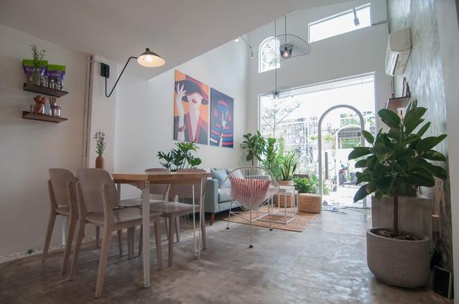 Từ nhà cấp 4 xuống cấp, ngôi nhà 60m² ở Nha Trang đã lột xác trở thành tổ ấm trong mơ cho vợ chồng trẻ - Ảnh 8.