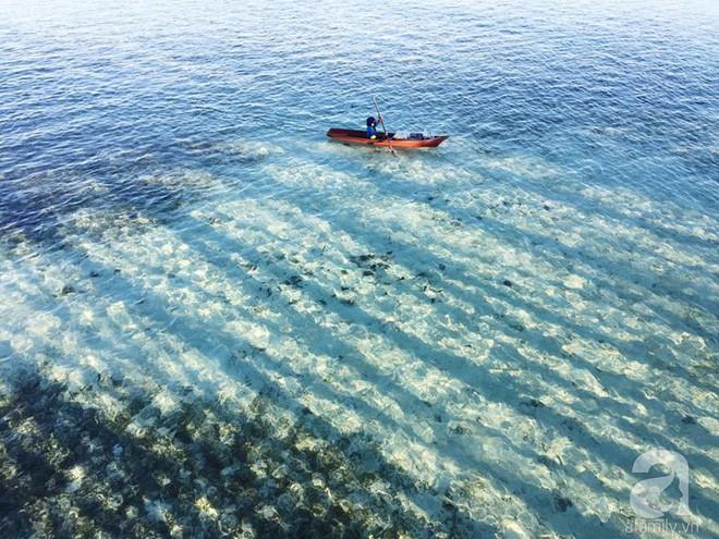 Cô gái Việt đến đảo thiên đường Sipadan bơi cùng cá mập, ở resort hạng sang, ăn buffet xả láng cả tuần với 12 triệu - Ảnh 2.