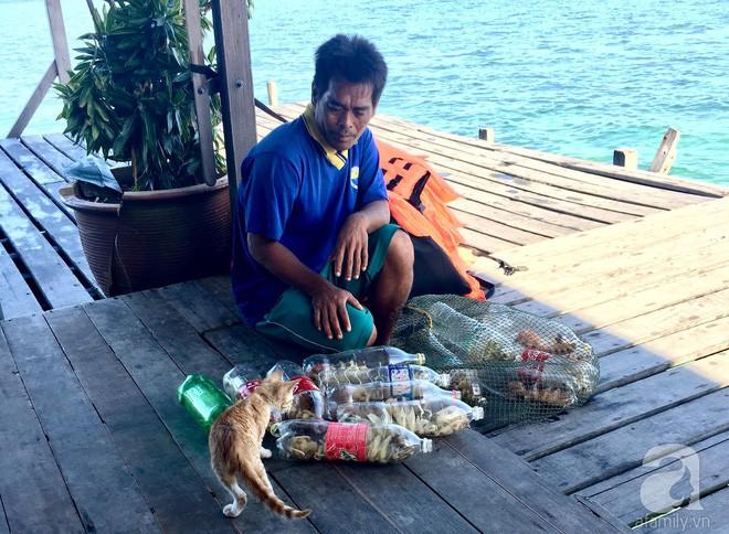 Cô gái Việt đến đảo thiên đường Sipadan bơi cùng cá mập, ở resort hạng sang, ăn buffet xả láng cả tuần với 12 triệu - Ảnh 17.