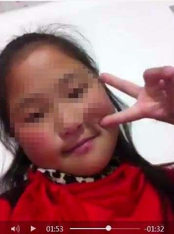Hình ảnh trích từ đoạn clip nạn nhân ghi lại trước khi tự tử.