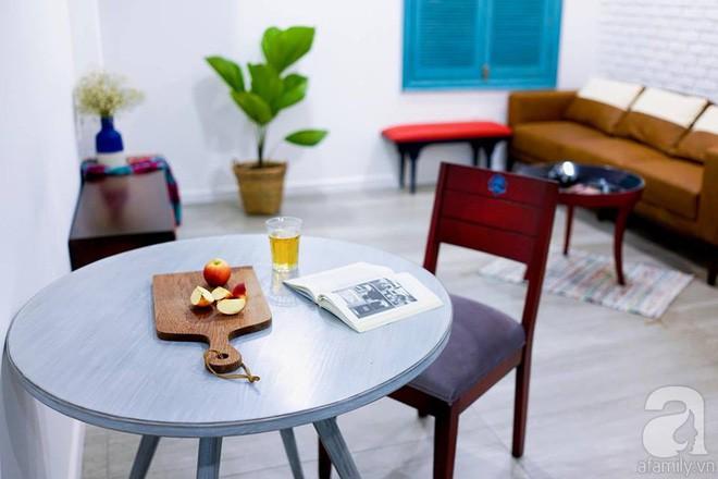 Căn hộ 59m² mang phong cách Địa Trung Hải đẹp đến từng chi tiết nhỏ ở Quận 4, Sài Gòn - Ảnh 8.