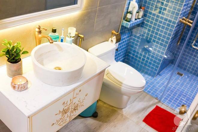 Căn hộ 59m² mang phong cách Địa Trung Hải đẹp đến từng chi tiết nhỏ ở Quận 4, Sài Gòn - Ảnh 13.