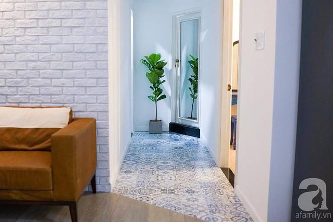 Căn hộ 59m² mang phong cách Địa Trung Hải đẹp đến từng chi tiết nhỏ ở Quận 4, Sài Gòn - Ảnh 18.