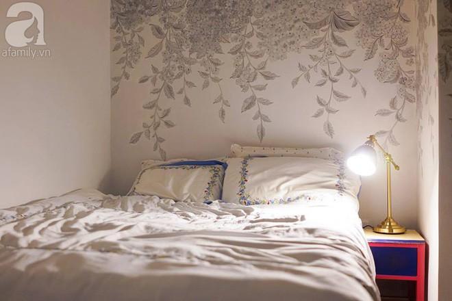 Căn hộ 59m² mang phong cách Địa Trung Hải đẹp đến từng chi tiết nhỏ ở Quận 4, Sài Gòn - Ảnh 9.