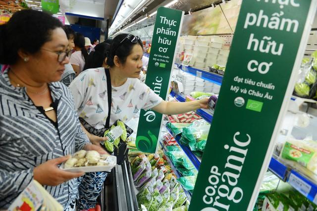 Nhận diện thực phẩm organic chuẩn quốc tế tại Việt Nam - Ảnh 1.