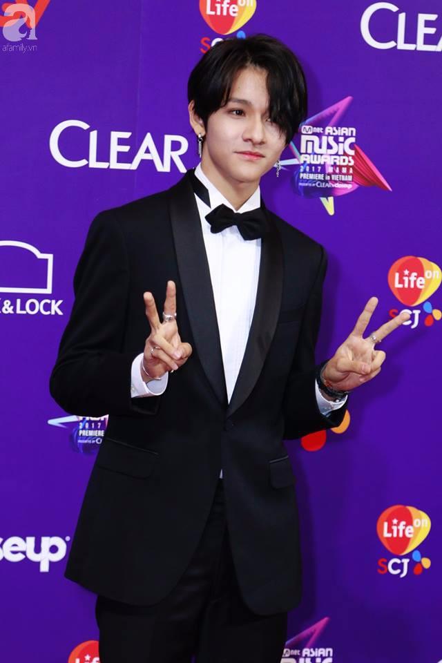 Kang Tae Oh gây thương nhớ vì quá đẹp trai, Angela Phương Trinh quét sạch thảm đỏ khi diện váy công chúa - Ảnh 5.