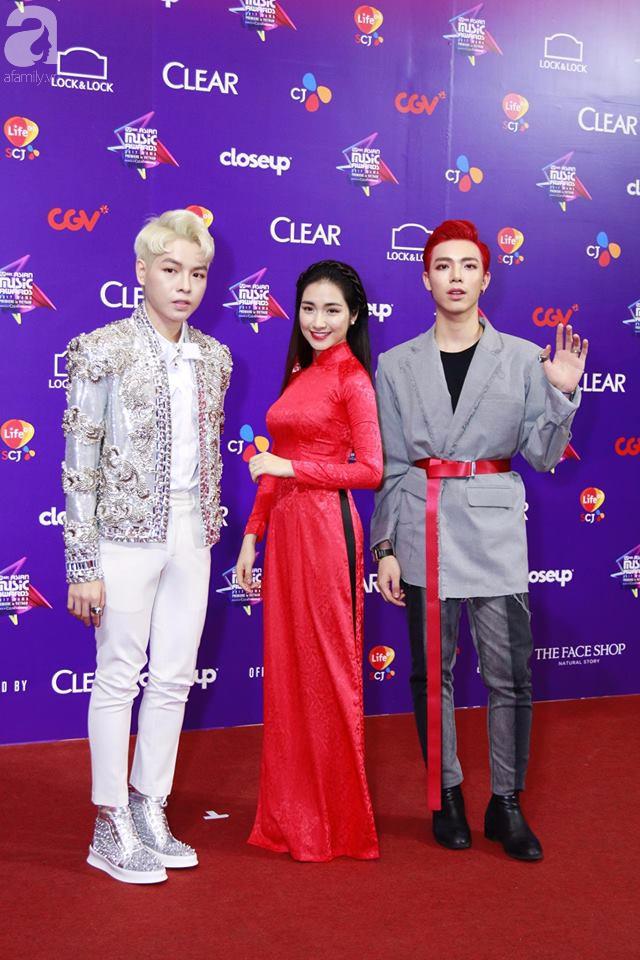 Kang Tae Oh gây thương nhớ vì quá đẹp trai, Angela Phương Trinh quét sạch thảm đỏ khi diện váy công chúa - Ảnh 14.