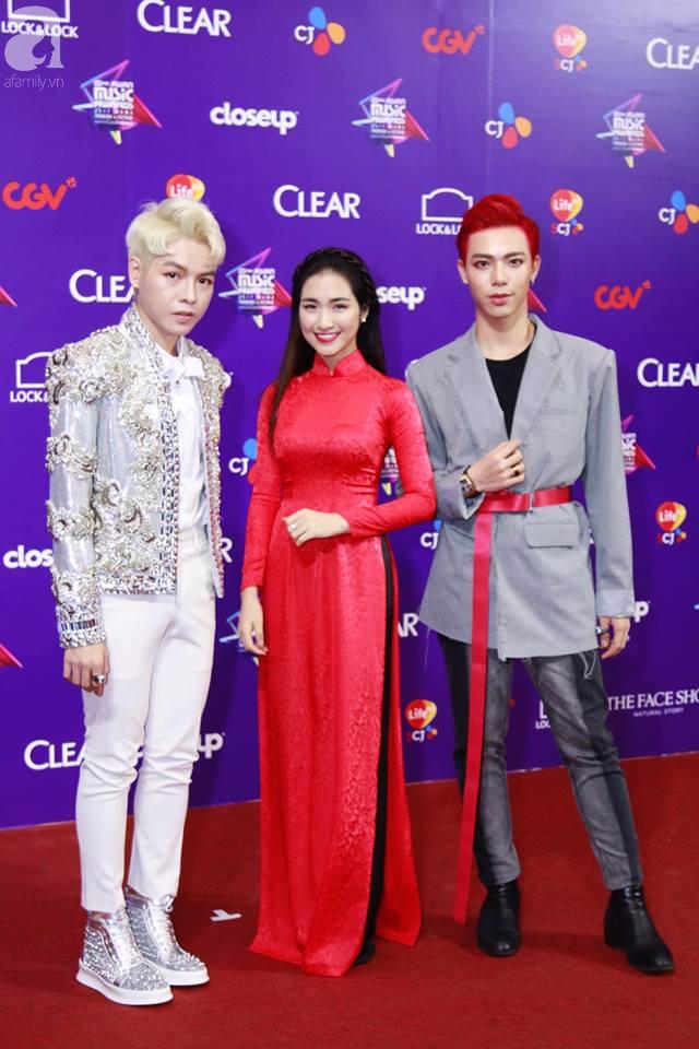 Kang Tae Oh gây thương nhớ vì quá đẹp trai, Angela Phương Trinh quét sạch thảm đỏ khi diện váy công chúa - Ảnh 15.