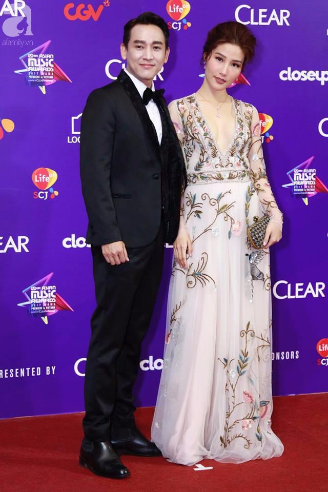 Kang Tae Oh gây thương nhớ vì quá đẹp trai, Angela Phương Trinh quét sạch thảm đỏ khi diện váy công chúa - Ảnh 16.