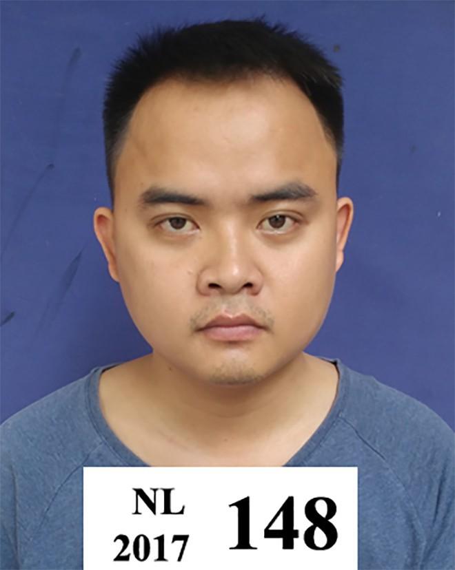 Đối tượng Nguyễn Quang Hiếu.