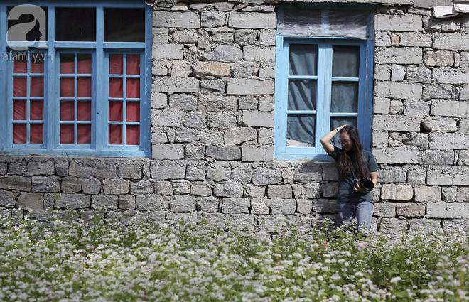 Cánh đồng oải hương và tam giác mạch đẹp như tiên cảnh ở ngôi làng bị lãng quên - Ảnh 5.