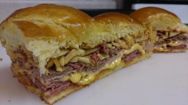 Vòng quanh thế giới nếm 10 loại sandwich đơn giản nhưng ăn là nghiện - Ảnh 2.