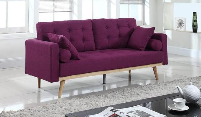 Đổi gió cho phòng khách với những mẫu sofa thiết kế đẹp và giá mềm - Ảnh 9.