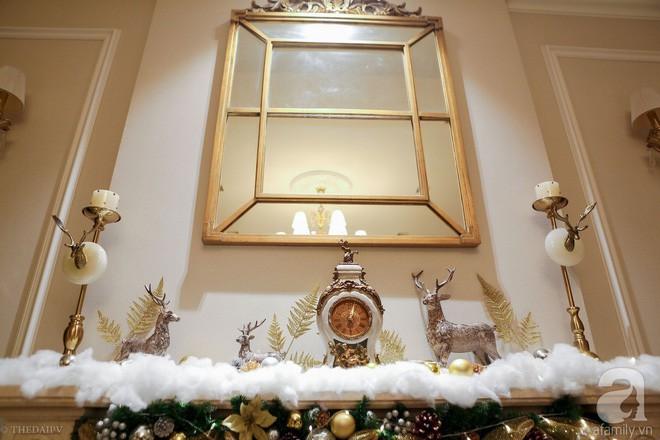 Ngắm ngôi biệt thự lung linh màu sắc Giáng sinh ở Long Biên, Hà Nội - Ảnh 13.