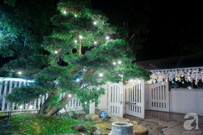 Ngắm ngôi biệt thự lung linh màu sắc Giáng sinh ở Long Biên, Hà Nội - Ảnh 17.