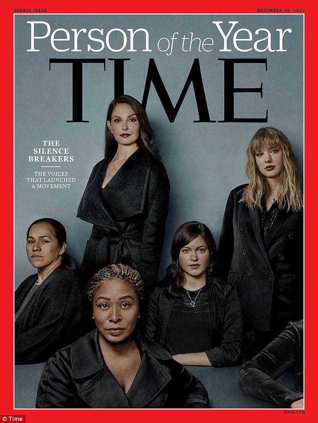 Không phải Tổng thống Trump, đây mới chính là những người  được tạp chí TIME vinh danh Nhân vật của năm - Ảnh 1.