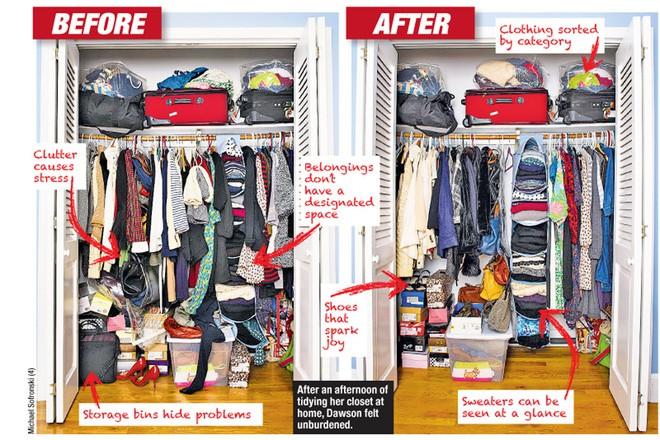 Chuyên gia người Nhật chia sẻ 3 cách giúp ngôi nhà của bạn luôn gọn gàng ngăn nắp theo chuẩn lối sống tối giản - Ảnh 4.