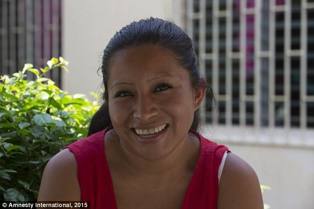 Cuối cùng, cô cũng có cơ hội được tự do sau 10 năm.