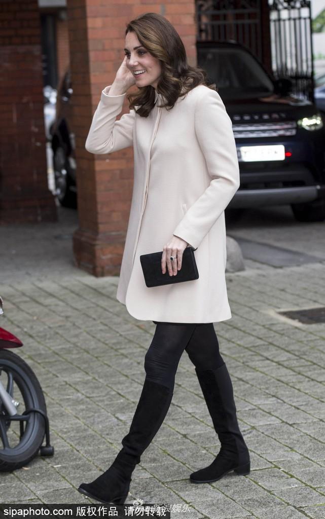 Bầu bí lần 3, Công nương Kate vẫn rất chăm diện lại đồ của vài năm trước - Ảnh 8.