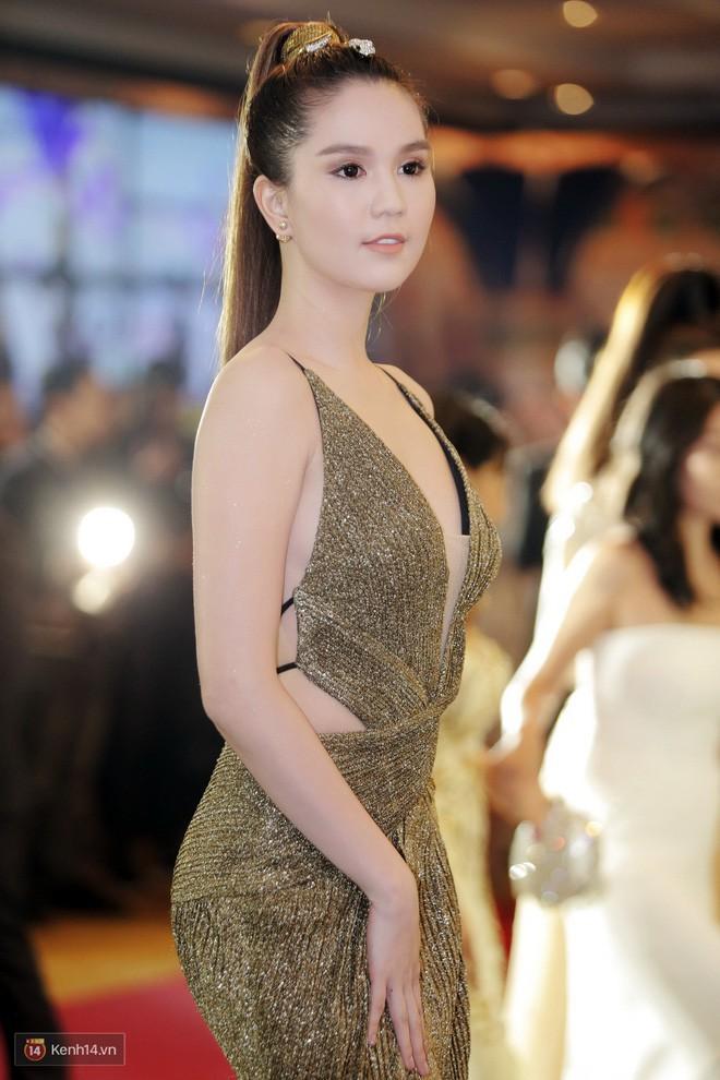 Năm 2017, Ngọc Trinh tuột dốc về cả nhan sắc lẫn phong cách thời trang - Ảnh 7.