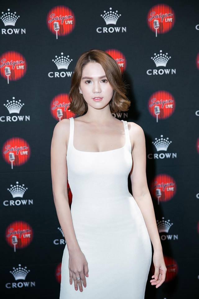 Năm 2017, Ngọc Trinh tuột dốc về cả nhan sắc lẫn phong cách thời trang - Ảnh 15.