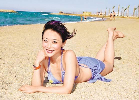 """Thang Doanh Doanh: """"Hồ ly chúa"""" vạn người ghét bỏ của TVB không ngờ lại có cuộc sống vạn người mê đến thế này - Ảnh 1."""