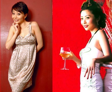 """Thang Doanh Doanh: """"Hồ ly chúa"""" vạn người ghét bỏ của TVB không ngờ lại có cuộc sống vạn người mê đến thế này - Ảnh 3."""