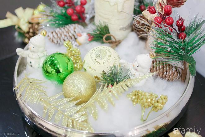 Hai căn hộ được trang trí đậm vị Giáng sinh với chi phí chỉ dưới 10 triệu đồng ở Hà Nội - Ảnh 9.