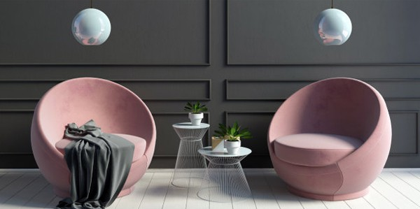 Xu hướng nội thất năm 2018: Từ màu sắc, kết cấu và hình dạng có gì thay đổi? - Ảnh 2.