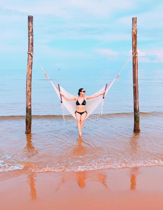 Đả nữ Ngô Thanh Vân nude táo bạo khoe thân hình nóng bỏng ở tuổi 38 - Ảnh 2.