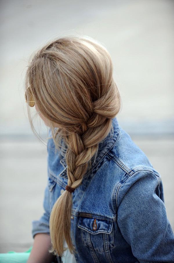 4 kiểu tóc đẹp duyên dành cho nàng tóc dài chán để tóc xoã - Ảnh 14.