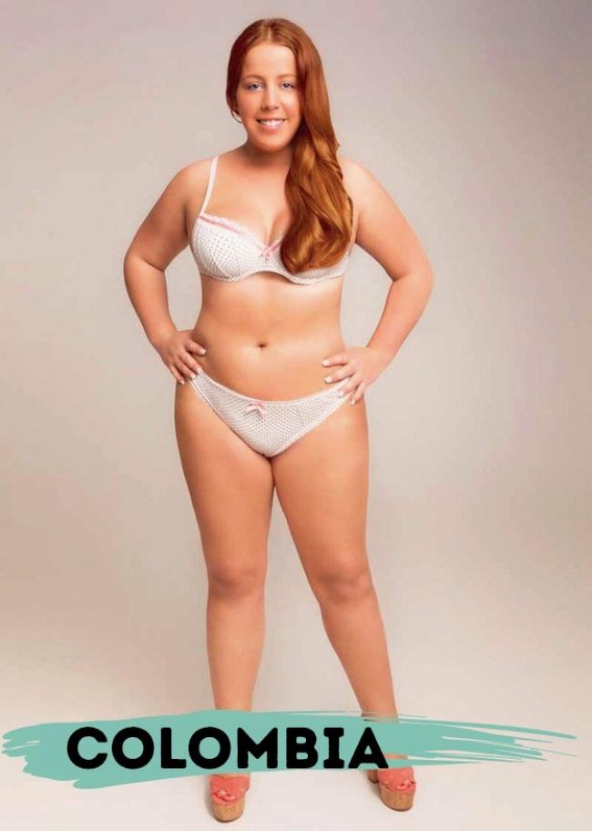 Nếu bạn còn nghĩ mình béo thì cứ tự tin lên, tiêu chuẩn cái đẹp chẳng ở đâu giống nhau cả - Ảnh 11.