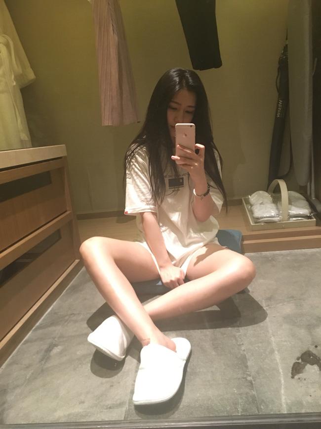 Cô bạn Trung Quốc dáng đẹp, mặt xinh đến mức con gái cũng ưng muốn xỉu! - Ảnh 11.