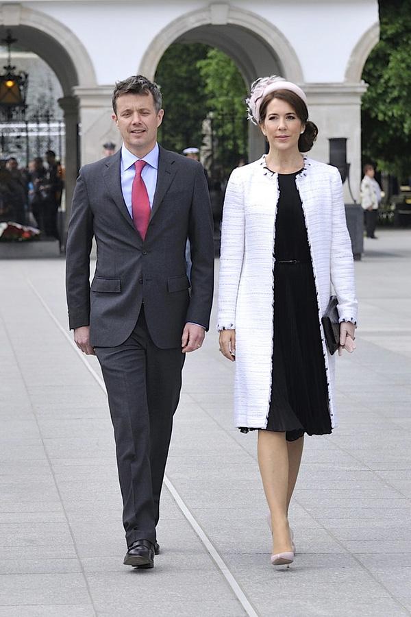 Có một vị công nương còn mặc đẹp hơn cả Kate Middleton - Ảnh 13.