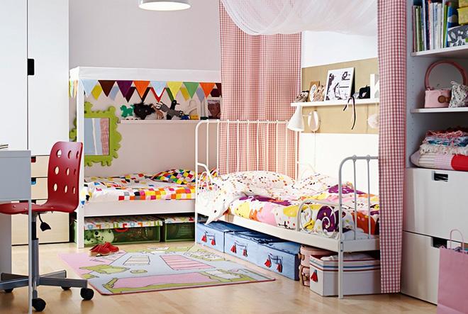 Nếu được sở hữu những phòng ngủ lung linh như thế này hẳn bé nhà bạn sẽ rất thích - Ảnh 11.