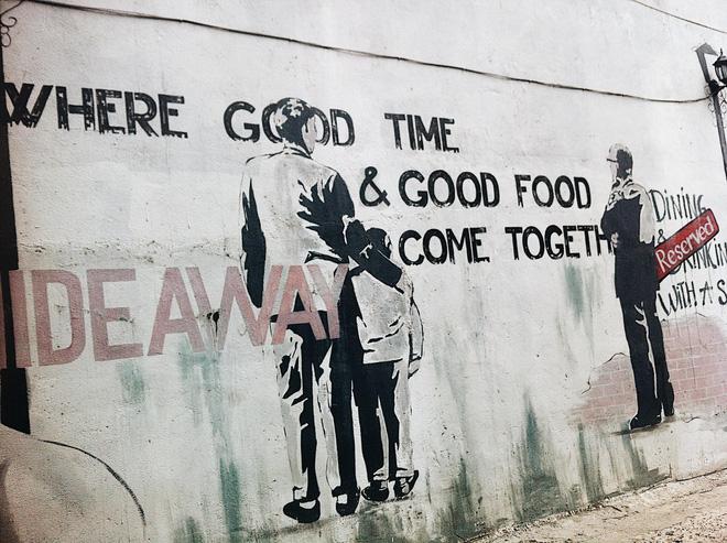 Vạn lần ngược xuôi Sài Gòn nhưng không phải ai cũng thấy những bức tranh tường chất ngất như thế! - Ảnh 11.