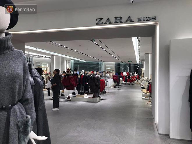 HOT: Tận mặt ngắm trọn 3 tầng của store Zara Hà Nội, to và sáng nhất phố Bà Triệu - Ảnh 11.