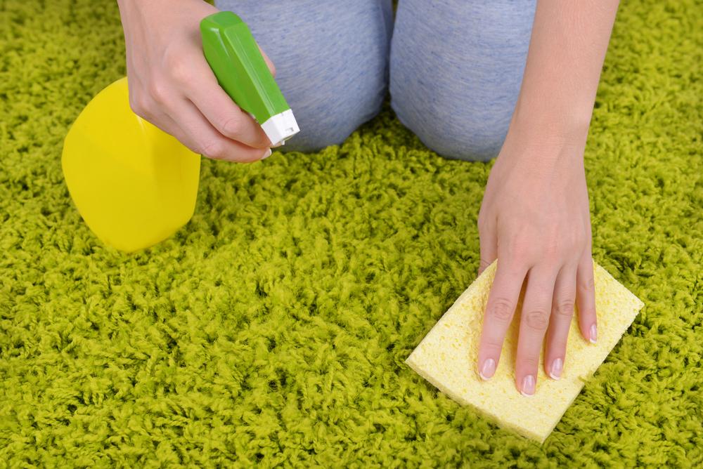Как чистить ковры в домашних условиях с содой