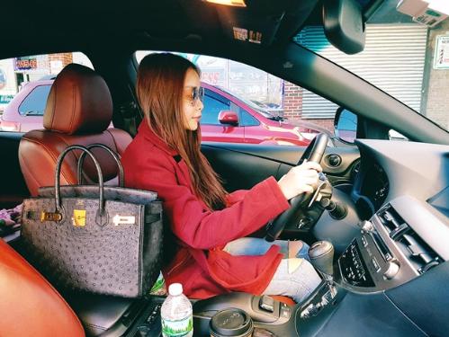 Bị tố dùng hàng fake, Hoa hậu Hải Dương - chủ nhân chiếc Birkin giá 5 tỷ đồng xin miễn đôi co - Ảnh 12.
