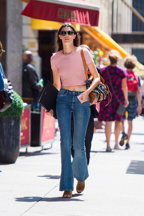 Dàn mẫu casting Victorias Secret: mặc đẹp đã đành, nhìn cơ bụng lại càng phải xuýt xoa - Ảnh 12.