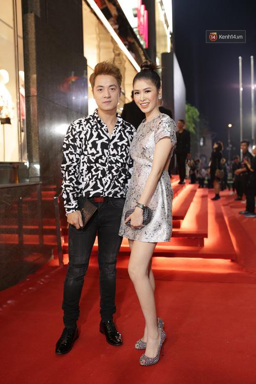 Angela Phương Trinh & Chi Pu quá đỗi sành điệu, công phá thảm đỏ sự kiện ra mắt H&M Việt Nam - Ảnh 12.