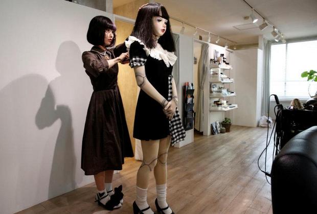 Chân dung búp bê sống tại Nhật Bản: Khi ranh giới giữa người và búp bê gần như bị xóa nhòa - ảnh 12